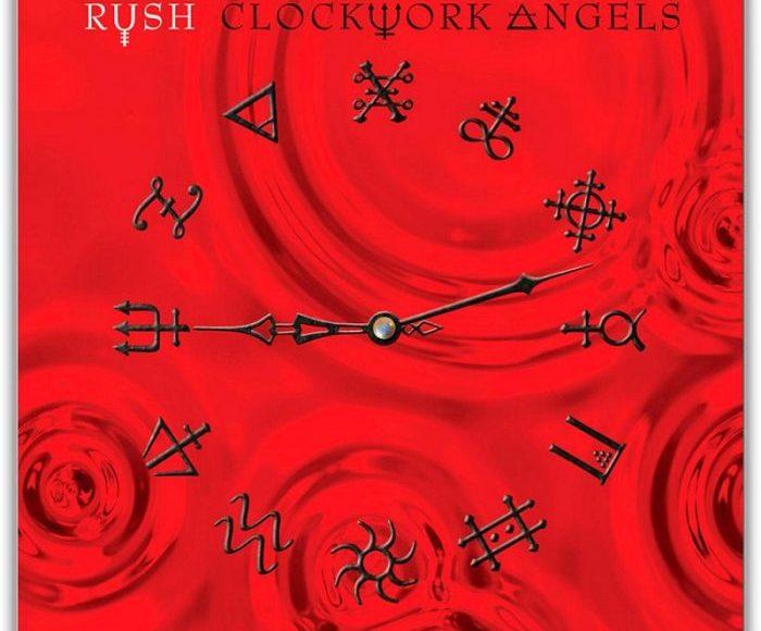 Rush Clockwork Angels album art