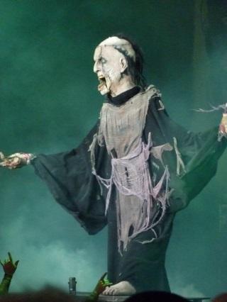 Alice Cooper Frankenstein
