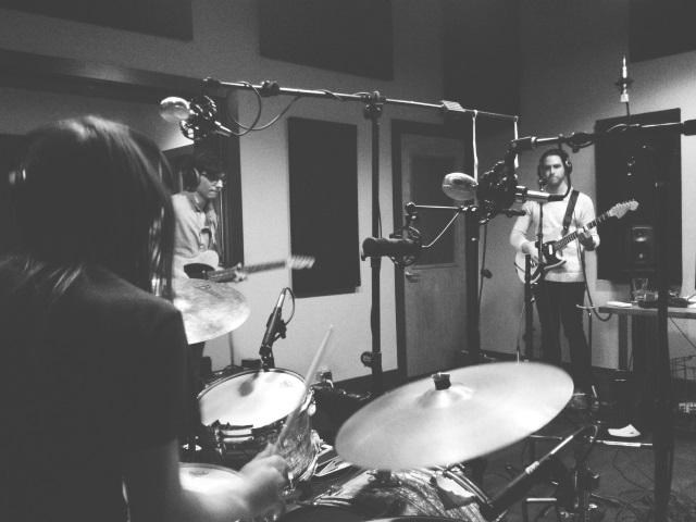 Altadore in the Studio