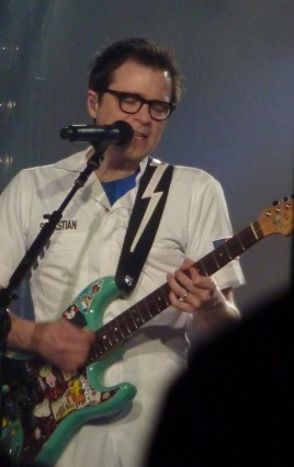 Weezer singer Rivers Cuomo