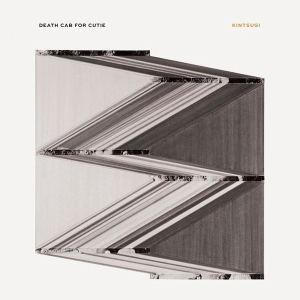 Death Cab for Cutie Kintsugi album artwork