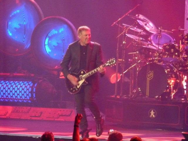 Alex Lifeson R40 Tour Tulsa
