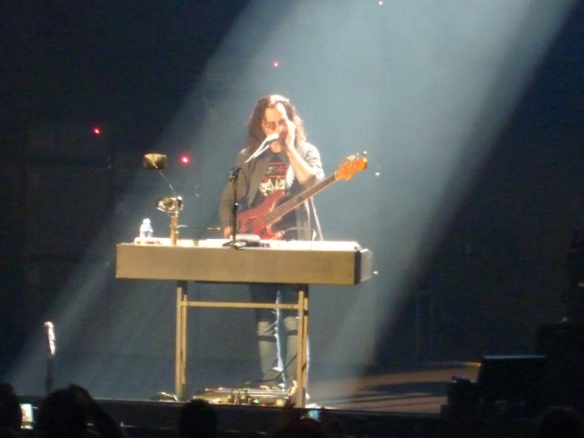 Geddy Lee R40 Tulsa