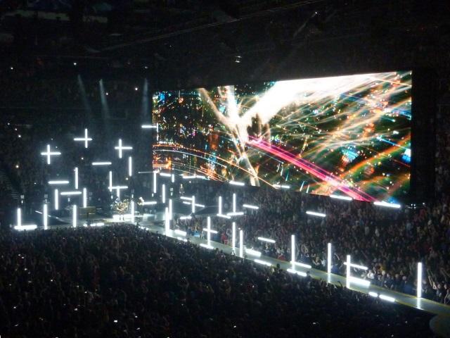 U2 Full Stage