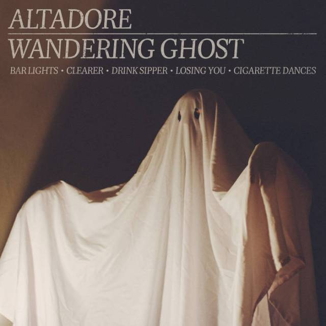 Altadore Wandering Ghosdt album artwork