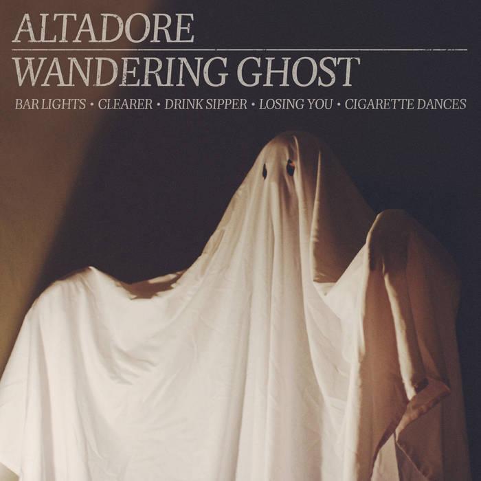 Altadore Wandering Ghosdt album artwork