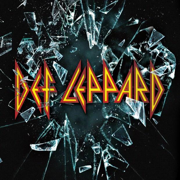Def Leppard Self-titled album cover