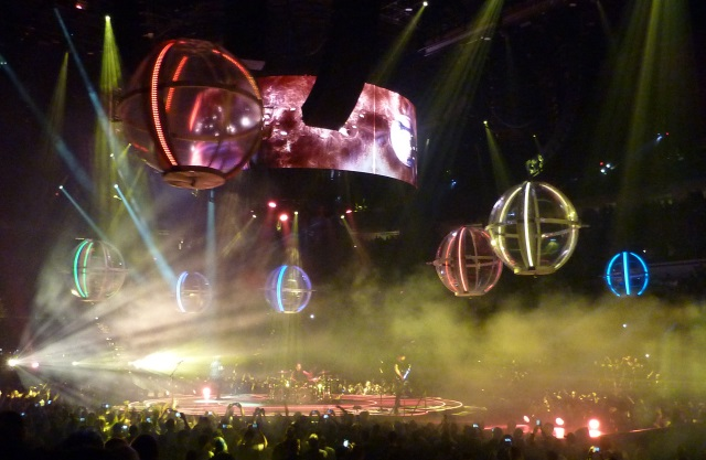 Muse in Portland for Drones tour