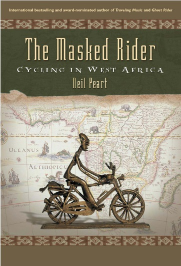 Cover for The Masked Rider by Neil Peart
