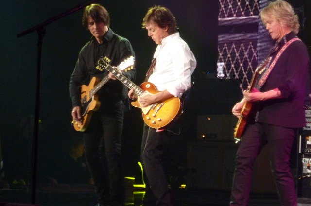 Paul McCartney with Band in Portland
