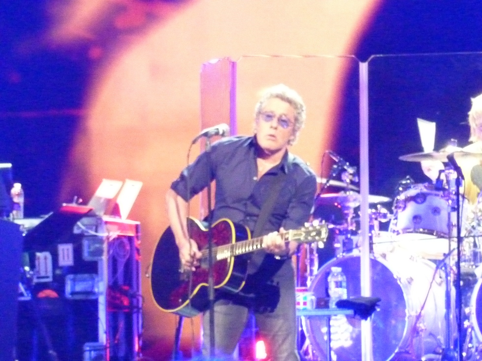 The Who's Roger Daltrey