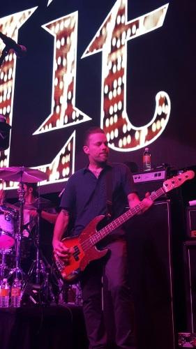 Bassist Kevin Baldes of Lit