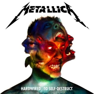 Metallica Hard Wired to self destruct album cover
