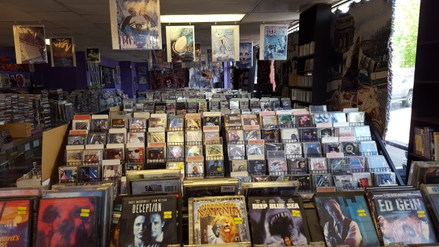 Harvest Music record store sells everything