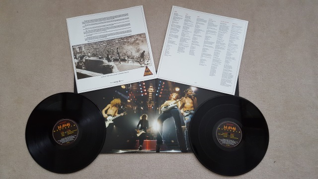 Def Leppard Hysteria 30th Anniversary Edition Page