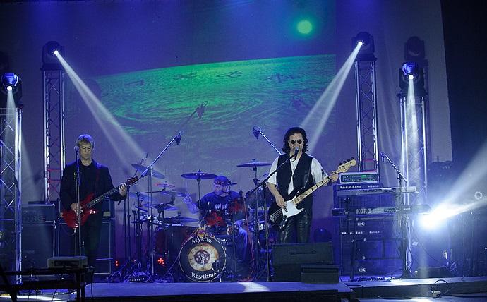 Rush Tribute band Mystic Rhythms