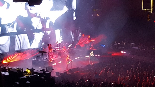 Depeche Mode in Portland
