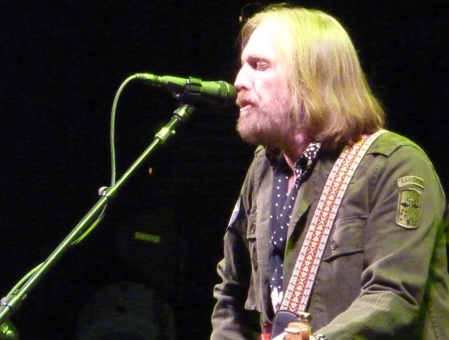 Tom Petty in Portland, Oregon