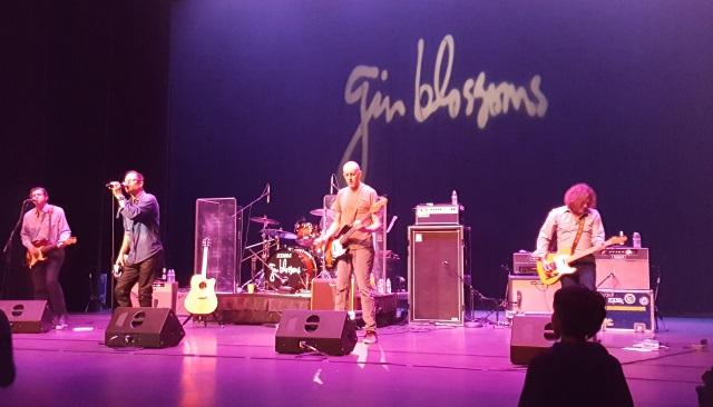 Gin Blossoms at Craterian Theater