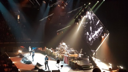 Foo Fighters Play Eugene