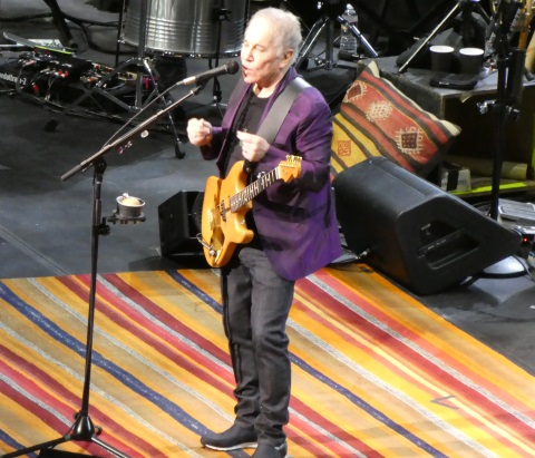 Paul Simon Homeward Bound tour