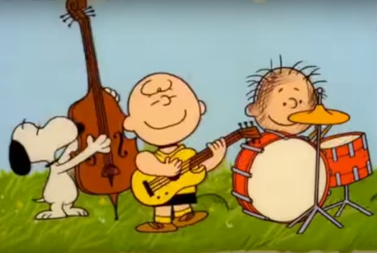 Peanuts Gang sing 2112 by Rush