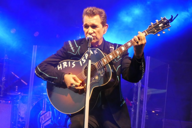 Chris Isaak at the Athletic Club of Bend