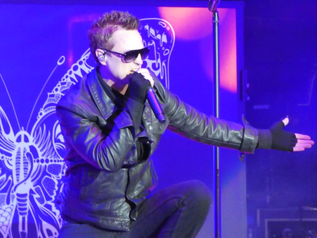 Jeff Gutt and Stone Temple Pilots
