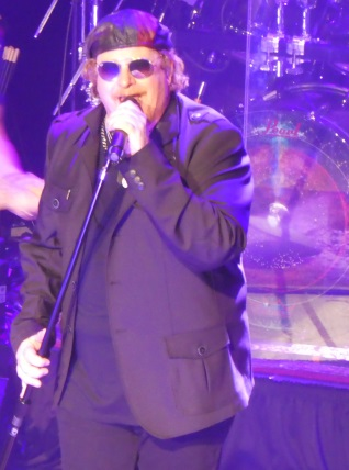 Toto singer Joe Williams