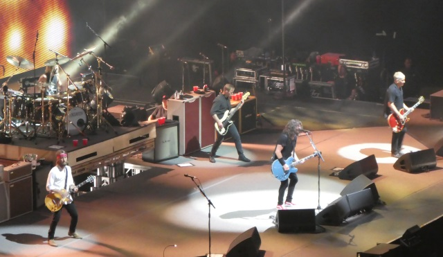 Foo Fighters at Moda Center