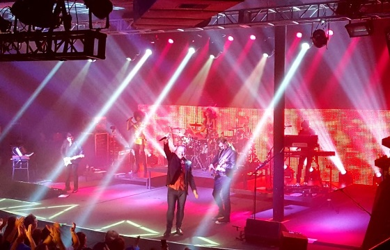 Simple Minds at Roseland Theater