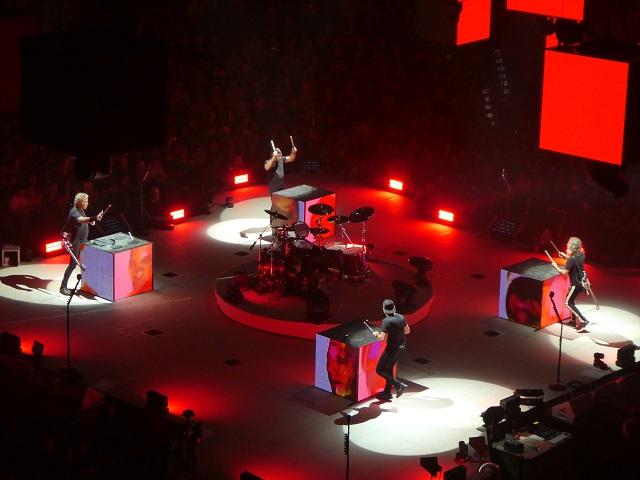 Metallica at Spokane Arena