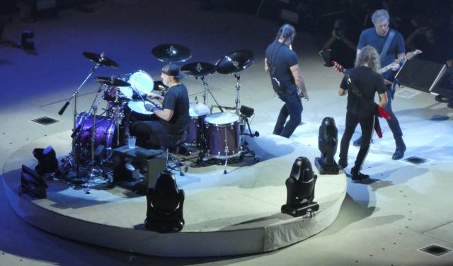 Metallica in Spokane, WA