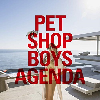 Pet Shop Boys Agenda EP album art