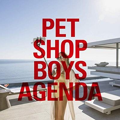 Pet Shop Boys Agenda EP album art