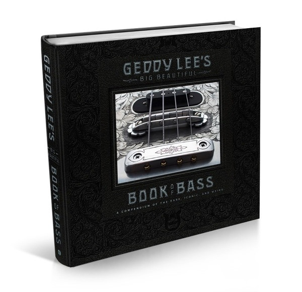 Photo for Geddy Lee's Big Beautiful Book of Bass