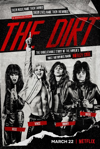 Art Work for The Dirt Movie