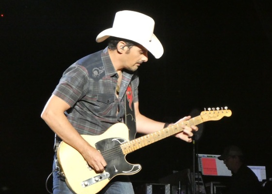 Brad Paisley on Guitar