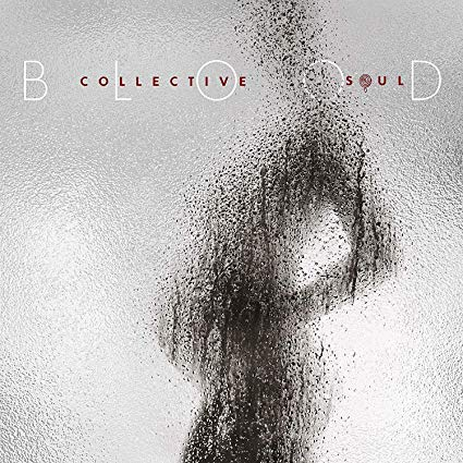 Cover art for Collective Soul album Blood