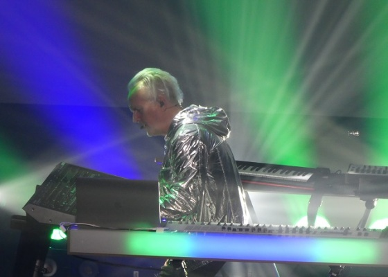 Howard Jones Transform tour