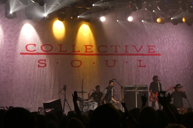 Collective Soul at Cowlitz Ballroom at Ilani Casino