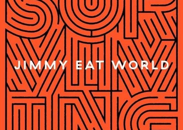 Jimmy Eat World Surviving album art