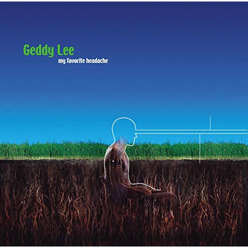 Geddy Lee's My Favourite Headache album artwork