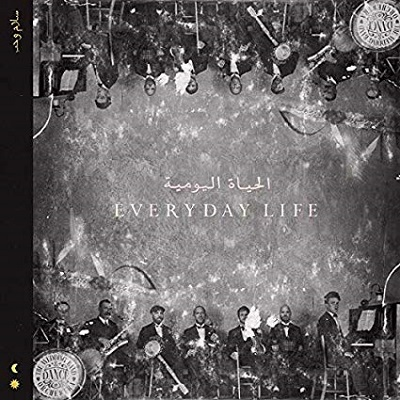 Album art for Everyday Life by Coldplay