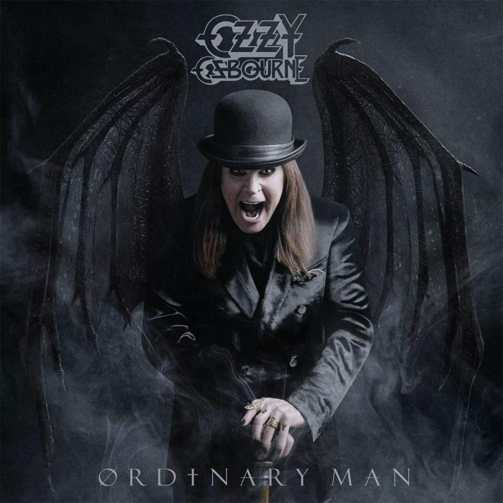 Album Art for Ozzy Osbourne Ordinary Man album