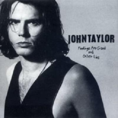Alternative cover art for John Taylor solo album