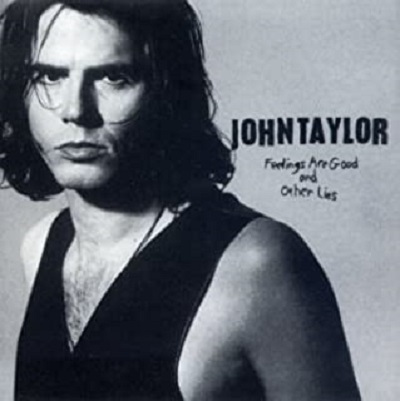 Alternative cover art for John Taylor solo album