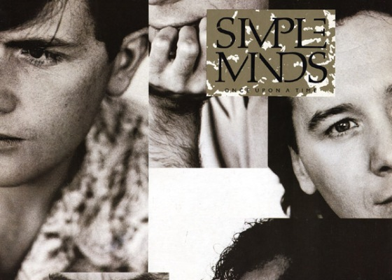 Album art for Simple Minds Once Upon a Time