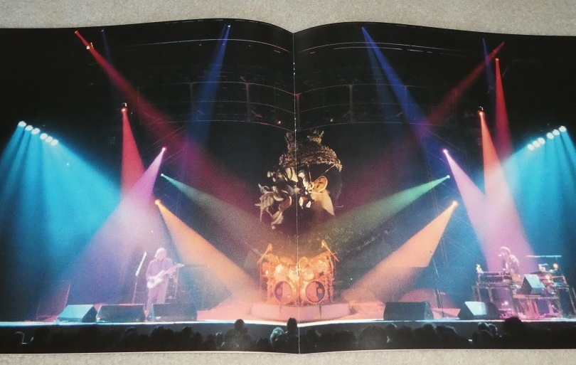Rush Presto Tour Review