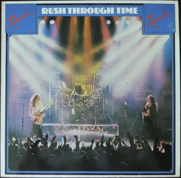 Rush Rush Through Time album art